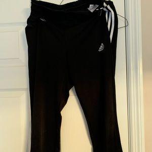 Women's adidas sweatpants- Size medium